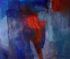 Nieuwe serie schilderijen: De vlucht